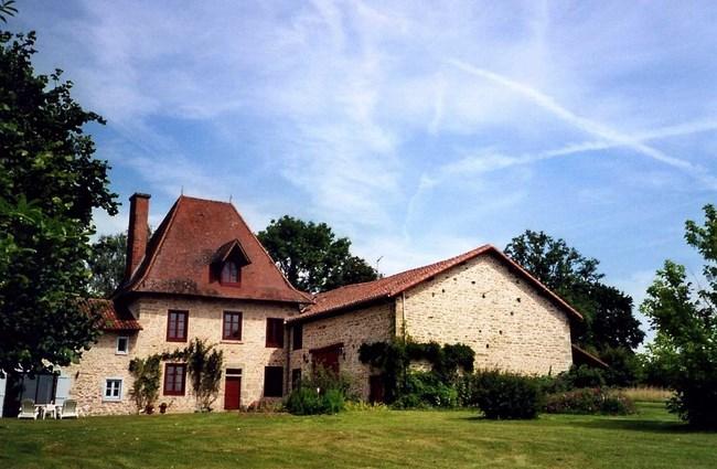 Château du Châtenet, commune de Nieul.