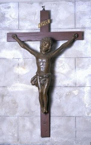 Christ en croix. Photo DRAC Limousin