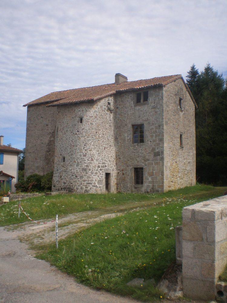 Le manoir de Breuillaufa. Photo MNA